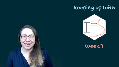 Thumbnail for entry IDS - Week 07 - 01 - Keeping up with IDS