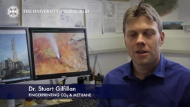 Thumbnail for entry Stuart Gilfillan - Fingerprinting CO2 & Methane- Research In A Nutshell - School of GeoSciences -17/04/2014