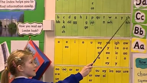 Thumbnail for entry Phase 6, Video 2 - Word Study And Spelling