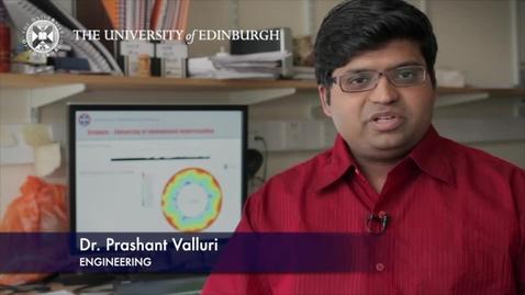 Thumbnail for entry Prashant Valluri: Multiphase Flows