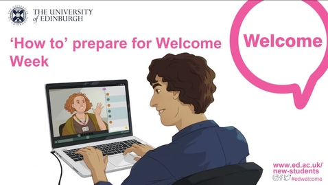 Thumbnail for entry (PG) How-to prepare for Welcome Week