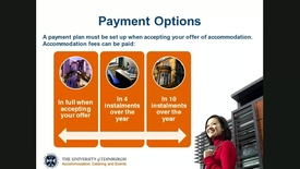 Thumbnail for entry Accommodation options for postgraduates - 26 July 2017
