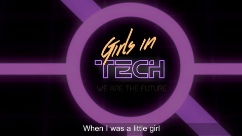 Girls In Tech #IWD2017