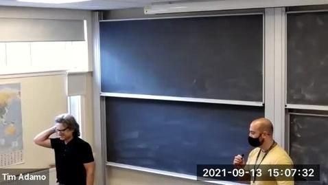 Thumbnail for entry Andrew Strominger - w infinty and the celestial sphere  Andrew Strominger - w infinty and the celestial s