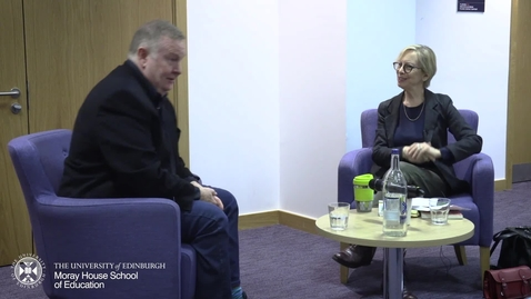 "Thumbnail for entry ""Inclusive education isn't dead, it just smells funny"" - Professor Roger Slee in conversation with Professor Sheila Riddell"