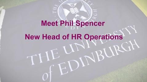 Thumbnail for entry Meet Phil Spencer