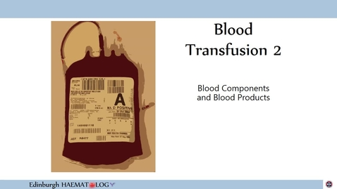 Thumbnail for entry BT2 Blood Components