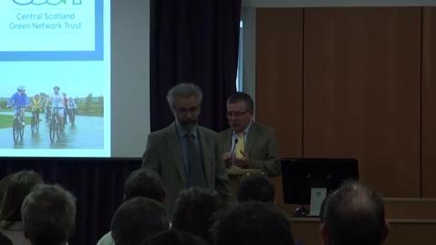 Thumbnail for entry CSFL Launch - 04 - Simon Rennie