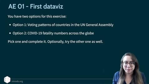 Thumbnail for entry IDS - Week 01 - 02 - First dataviz