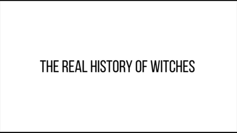 Thumbnail for entry Introduction to Scottish Witchcraft