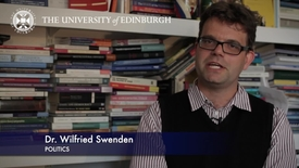 Thumbnail for entry Wilfred Swenden - Politics -  Research In A Nutshell - School of Social and Political Science-28/06/2012