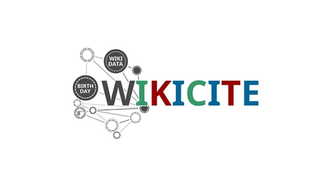 Thumbnail for entry WikiCite 2020: The state of WikiCite - an initiative to collect bibliographic and citation information, particularly references cited