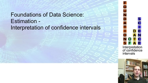 Thumbnail for entry FDS-S2-01-2-8 Interpretation of confidence intervals