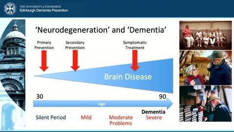 Thumbnail for entry 3. Treatments for Neurodegenerative Disease