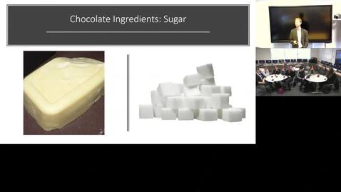 Thumbnail for entry Science of Chocolate - Experiment