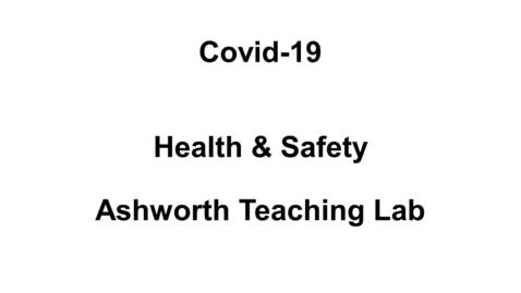 Thumbnail for entry Ashworth lab