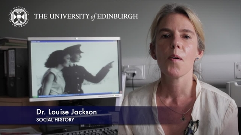 Thumbnail for entry Professor Louise Jackson -Social History- Research in a Nutshell