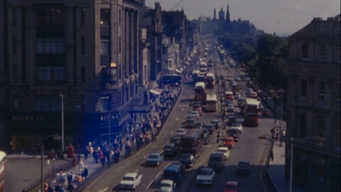 Thumbnail for entry 6128 West End/ Princes Street Time Lapse