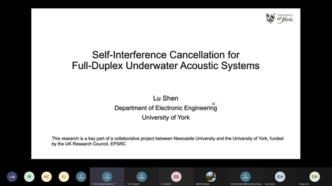Thumbnail for entry Self-Interference Cancellation for Full-Duplex Underwater Acoustic Systems