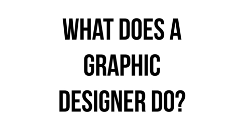 What does a Designer Do?