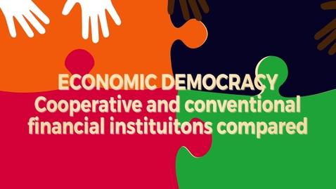 Thumbnail for entry Economic Democracy Block5 V2