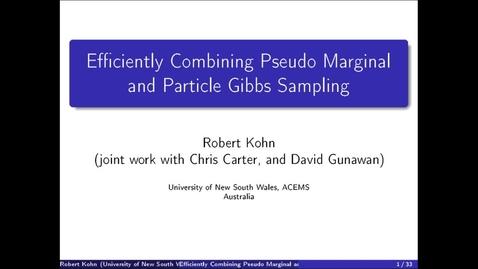 Thumbnail for entry Robert Kohn.mp4
