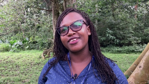 Thumbnail for entry Global Health and Infectious Diseases online masters: Eleanora Bafour-Agyei - student testimonial