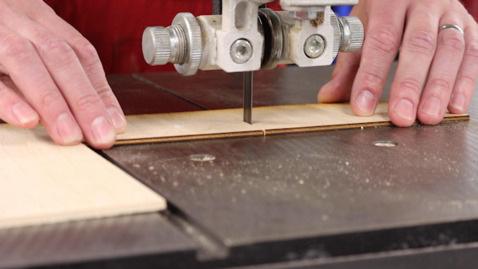 Thumbnail for entry Bandsaw Introduction