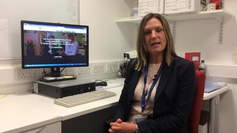 Thumbnail for entry Euan MacDonald Centre researcher: Judy Newton