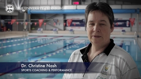 Thumbnail for entry Christine Nash-Sports Coaching & Performance-Research In A Nutshell-The Moray House School of Education-19/05/2015