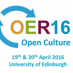 Thumbnail for channel OER16 Conference: Open Culture
