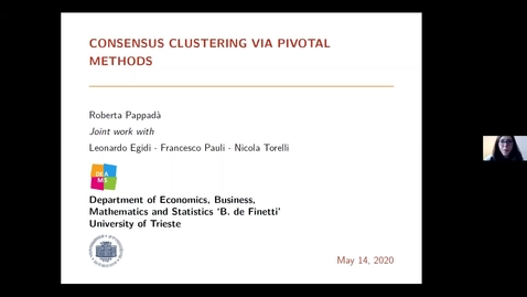 Thumbnail for entry Statistics and Research Data Sciences - R Pappadà