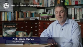 Thumbnail for entry Simon Harley - Geoscience- Research In A Nutshell - School of GeoSciences -29/03/2013