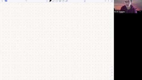 Thumbnail for entry 16 September Nicolle Gonzalez A skein theoretic Carlsson-Mellit algebra