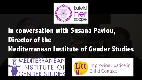 Thumbnail for entry In conversation with Susana Pavlou, Director of MIGS