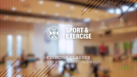 Thumbnail for entry Fitness Classes