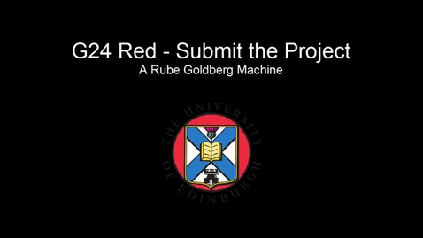 Thumbnail for entry G-24 Red - Submit the Project