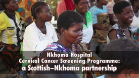 Thumbnail for entry Cervical Cancer Screening in Malawi
