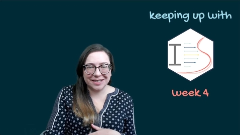 Thumbnail for entry IDS - Week 04 - 01 - Keeping up with IDS