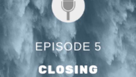 Thumbnail for entry Just Emergencies Episode 5: Ethics of Closing Humanitarian Projects