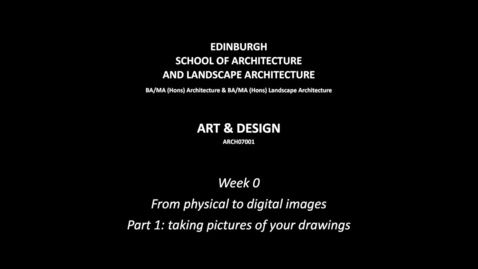 Thumbnail for entry w0--4--from_physical_to_digital_images--part_1