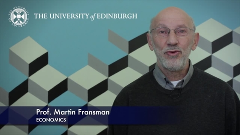 Thumbnail for entry Martin Fransman-Economics - Research In A Nutshell-School of Economics-02/07/2012