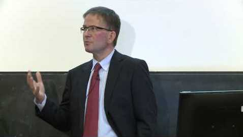 Thumbnail for entry Prof. Peter Sandercock - Unravelling the Mystery of Stroke Disease