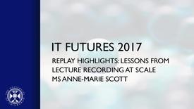 Thumbnail for entry 4. Anne Marie-Scott