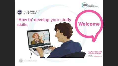 Thumbnail for entry (UG and PGT) How- to develop your study skills