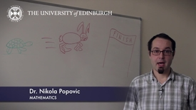 Thumbnail for entry Nikola Popovic- Mathematics- Research In A Nutshell - School of Mathematics -20/02/2012