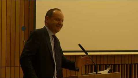 Thumbnail for entry Ruth Adler Memorial Lecture 2018: Philippe Sands QC