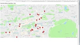 Thumbnail for entry Trip Advisor Hotels on Google Map -- Demo (stage 1)