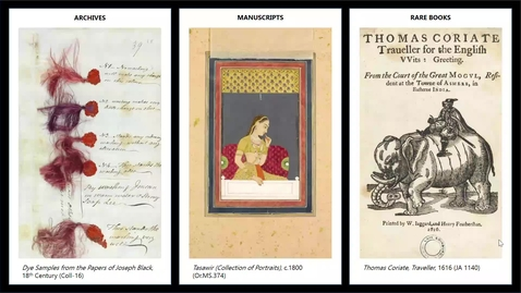 Thumbnail for entry Introduction to Special Collections (LibSmart II)