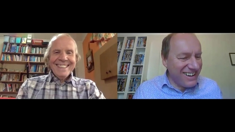 Thumbnail for entry Conversations about CVI with Professor Gordon Dutton : CVI and Autism
